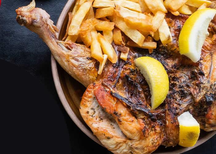 minutas pollo pechuga comidas delivery
