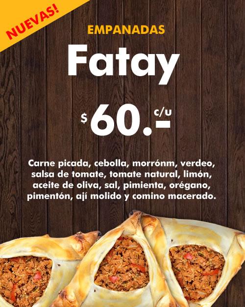 empanadas fatay delivery