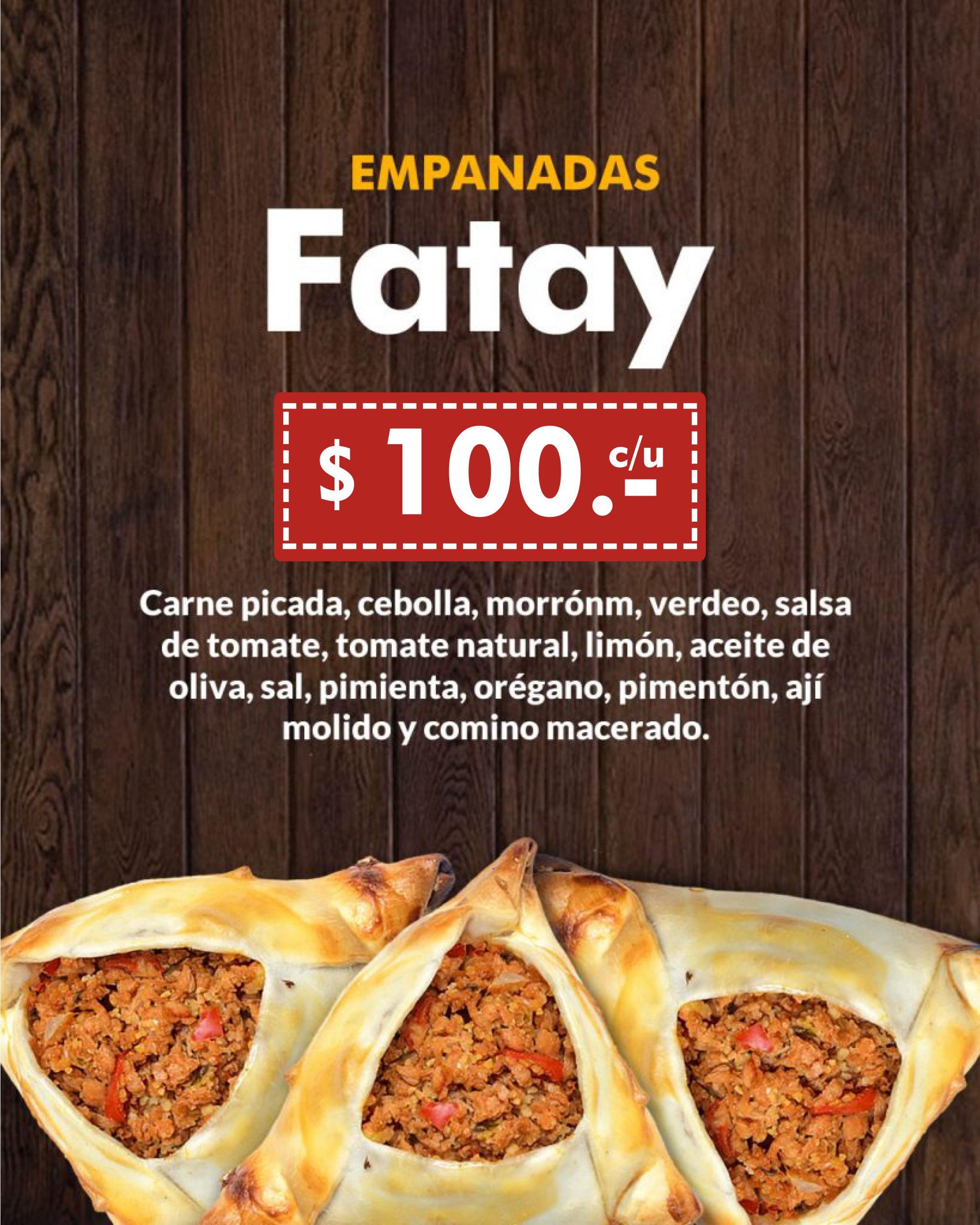 empanadas delivery