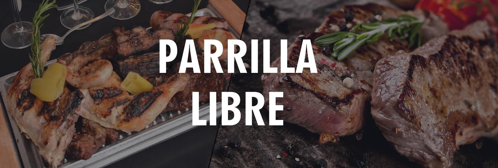 Parrilla Libre