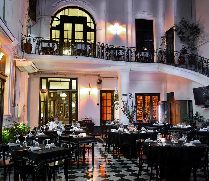 club del progreso restaurante buenos aires argentina
