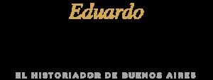 El historiador Eduardo Lazzari